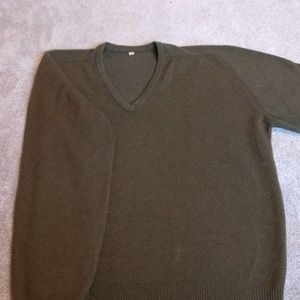 Other - Mens Vintage Wool Sweater